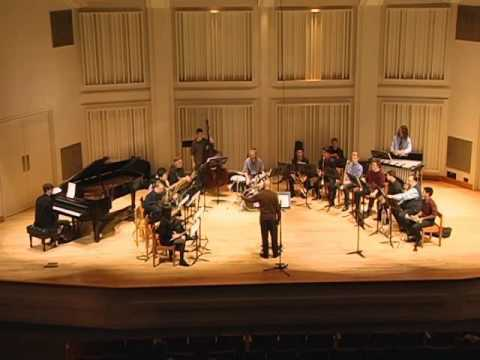 Bard College Jazz Orchestra Concert November 9, 2016 (Full Concert)