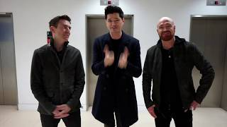 Baixar The Script score their sixth Number 1 album in Ireland with Sunsets & Full Moons | Official Charts