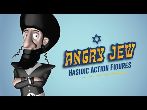 Download Angry Jew Kickstarter Project