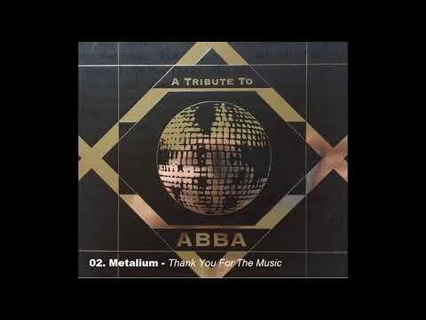 The Best Metal ABBA Tribute (2001)