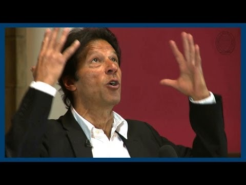 Advice on Education | Imran Khan | Oxford Union