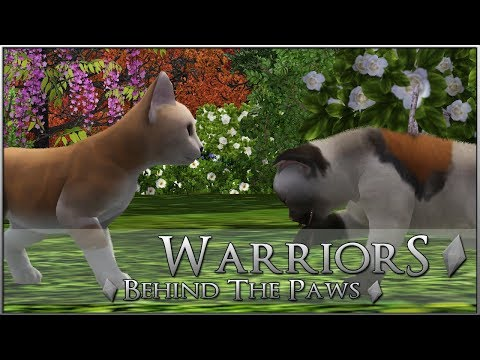 Checking on Kits & Creating Your Warrior Cats!! • Warrior Cats: Behind-the-Paws