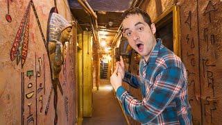 Inside New York's CRAZIEST Hotel!