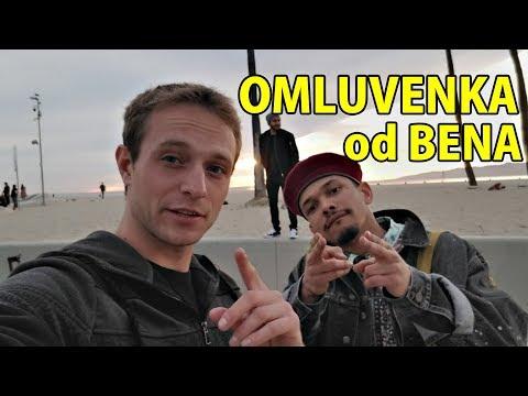 BEN CRISTOVAO Mě Omluvil | Venice Beach s Benem