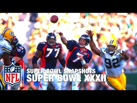Super Bowl Snapshots: John Elway Remembers Super Bowl XXXII | NFL