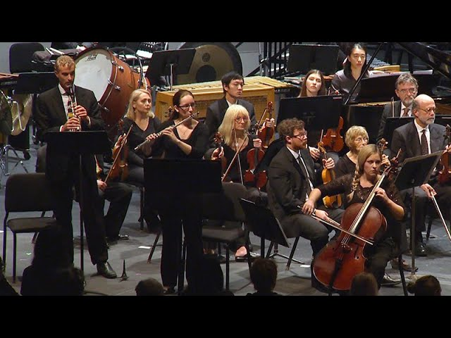 Qingqing Wang's Between Clouds and Streams - La Jolla Symphony and Chorus