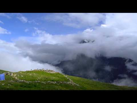 2011 Summer - Annapurna Circuit , Pisang Peak Base Camp (4380M)  (HD)