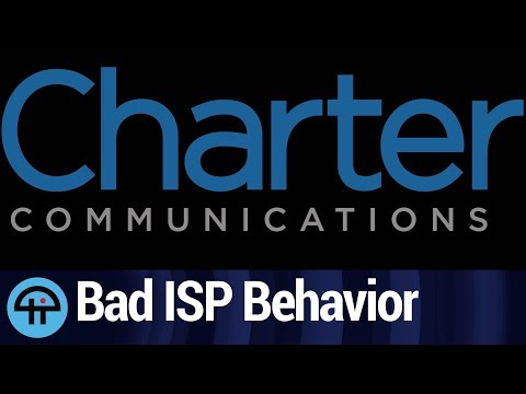 Charter ALREADY Trying to Abuse Loss of Net Neutrality