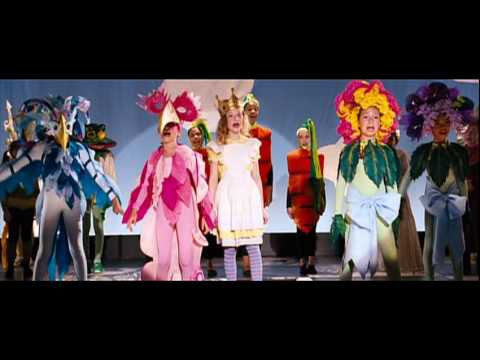Phoebe in Wonderland 2009  Welcome Queen Alice