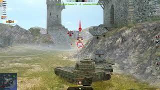 FV215B - World of Tanks Blitz