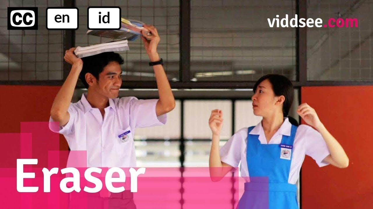 Eraser - Boy & Girl With Mutual Crushes, Except They're Different Races | Short Film