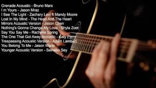 Tuyển tập những bản Acoustic Âu Mỹ hay nhất ( Phần 1 )