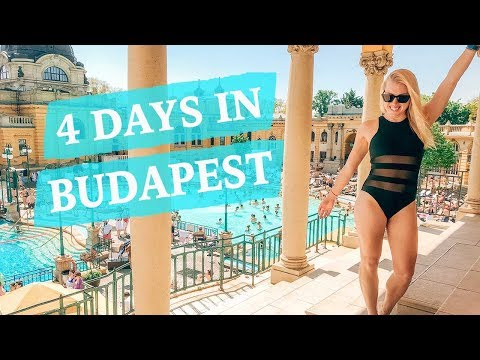 MUST SEE IN BUDAPEST ♡ Budapest Travel Vlog, Hungary