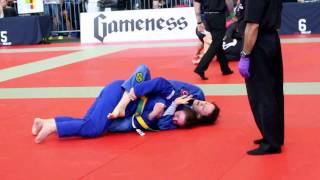 Lydia Foley [ECJJA] vs Alex Williams [99 Nine Nine JJ] - IBJJF British Nationals 2015