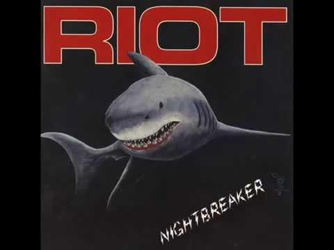 Riot Nightbreaker FULL ALBUM