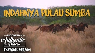 SERU BGT! Petualangan Gema dan Hamish di SUMBA NTT - Indonesian Authentic Places (30/9)