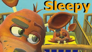 [FNAF SFM] Baby Foxy - Too Sleepy