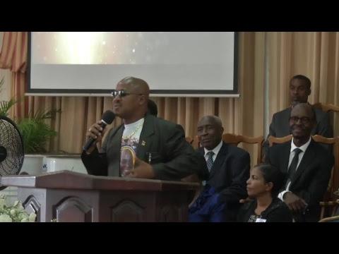 Michael Scott Funeral Service Part Two