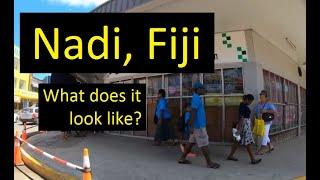 Nadi, Fiji | What downtown looks like!