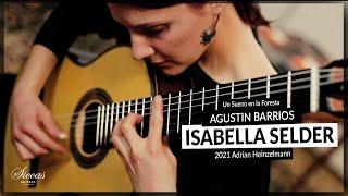 Isabella Selder plays Un Sueño en la Floresta by Agustin Barrios on a 2021 Adrian Heinzelmann