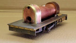 Silver Soldered Boiler for 16mm Live Steam Locomotive