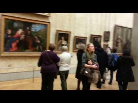 Jour au Musée du Louvre 2013