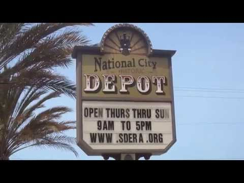 Discovering San Diego: National City and Downtown