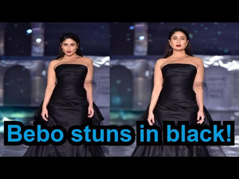 LFW 2019: Kareena Kapoor Khan stuns in black as she walks the ramp Mp3