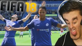 IDEMO U REAL MADRID!!! - FIFA 18 (The journey)