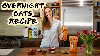 Overnight Oats Recipe | Healthy Breakfast ideas | Nuts.com