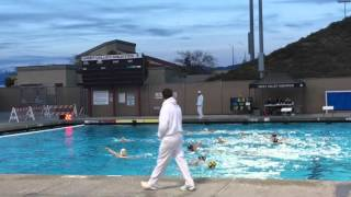 NDHS Girl's Water Polo vs West Valley HS