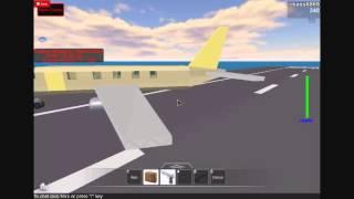 bull crap jet crash roblox