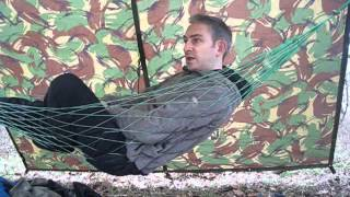 Bushcraft - Pocket Hammock Field Test - Old V New