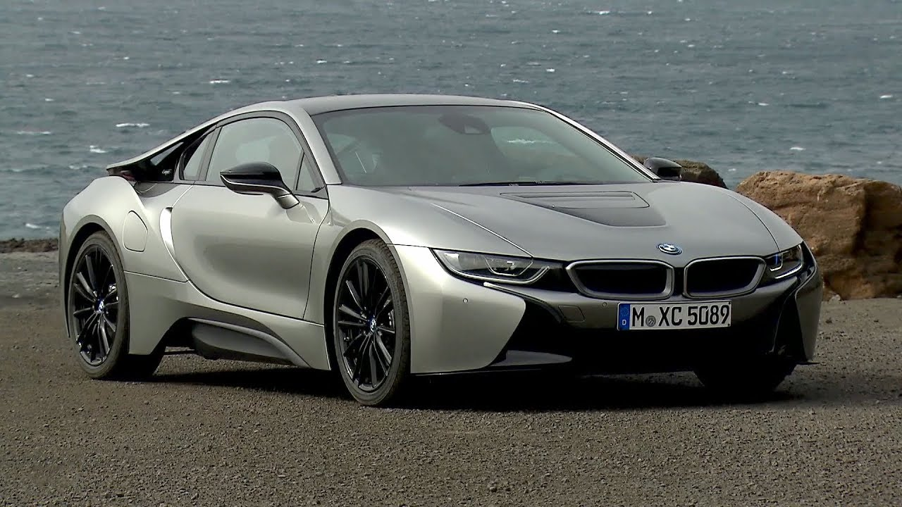 2018 Bmw I8 Coupe Exterior Interior Youtube