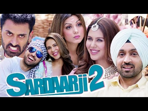 Sardaar Ji 2 Full Movie | Diljit Dosanjh Latest Hindi Dubbed Movie | Hindi Dubbed Punjabi Movie