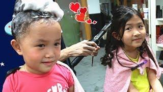 【短髮造型】「短髮造型」#短髮造型,理髮店剪頭髮和做...