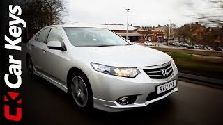 Honda Accord 2013 review - Car Keys