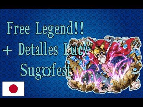 One Piece Treasure Cruise JP | Free Legend + Detalles Sugofest Lucy