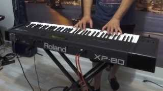 Roland XP-80 , The best pianos