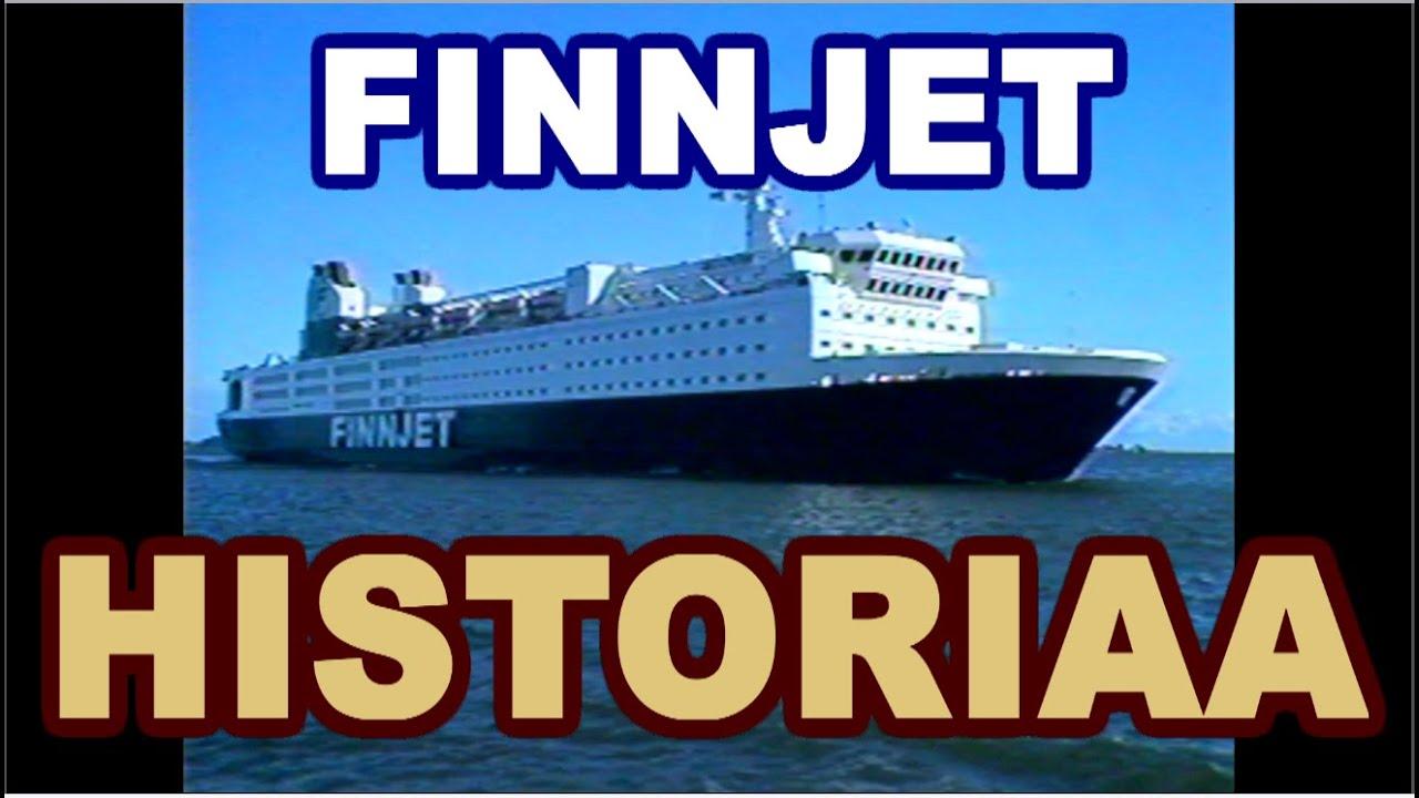 Download (HISTORIAA • HISTORY) GTS FINNJET (1984) matkustaja-/autolautta