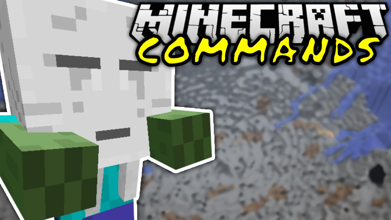 Minecraft Commands