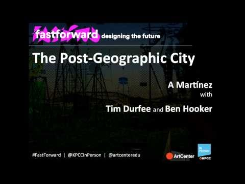 Fast Forward: The post-geographic city