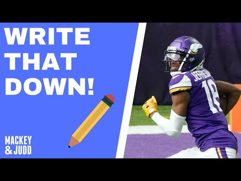 Justin Jefferson will go off against Seattle Seahawks: Write That Down