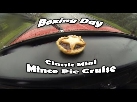 Boxing Day Mince Pie Classic Mini Cruise