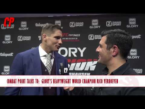 Rico Verhoeven says Badr Hari is a funny guy and a Joker
