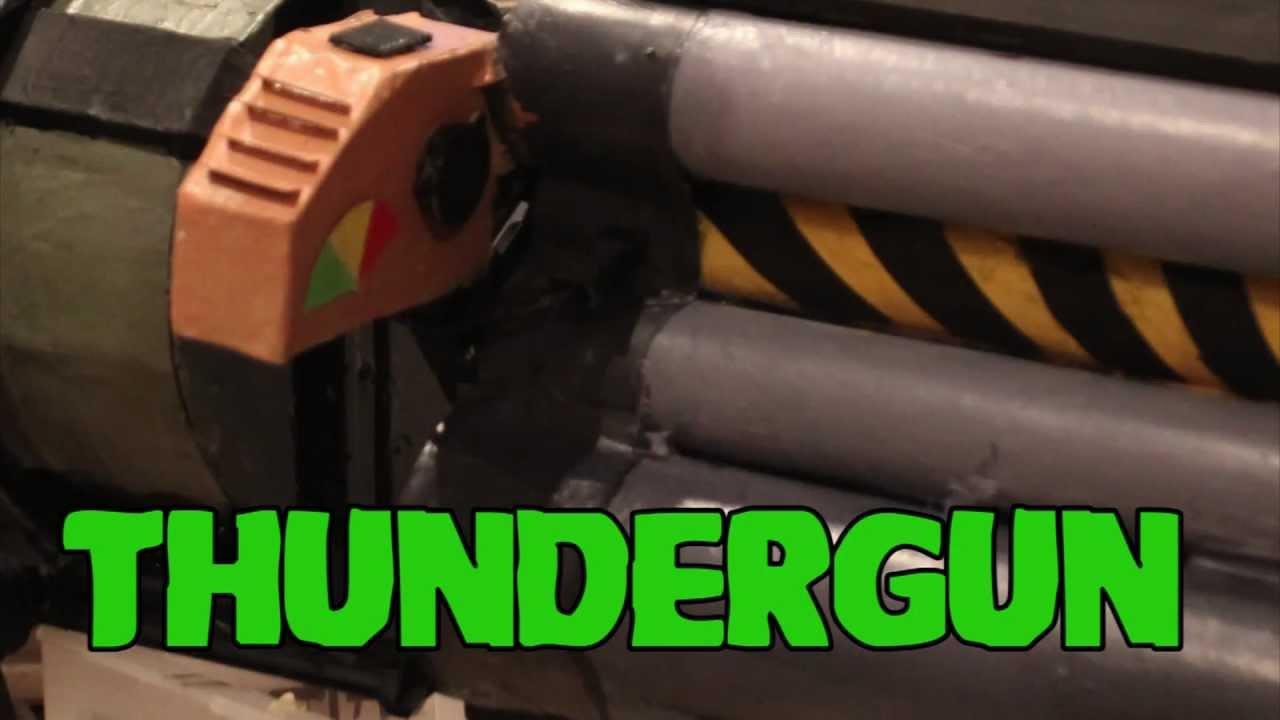 how to get thunder gun