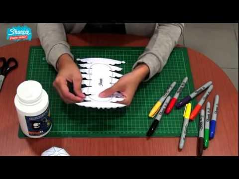 Hacer una pelota de beisbol facilisimo manualidades - Manualidades para decorar tu casa ...