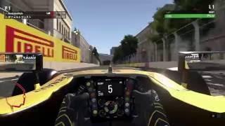 F1  2016 PS4初プレイ