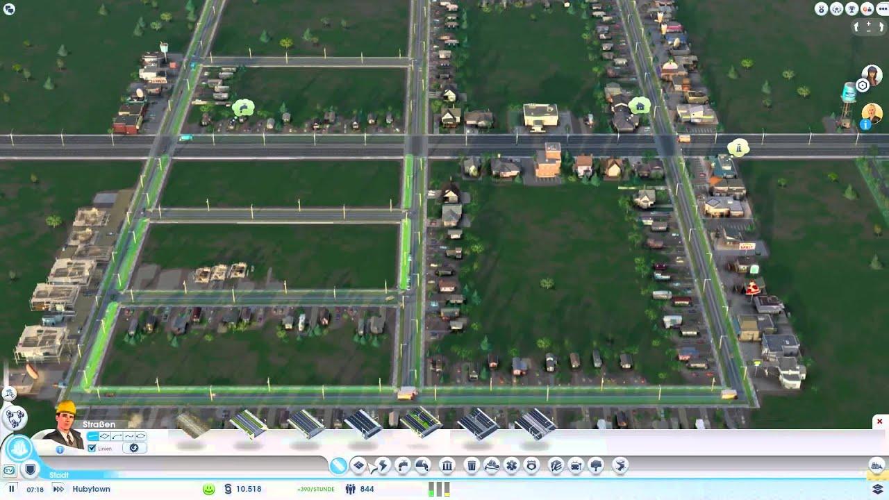 002 Lets Play Simcity Städte Der Zukunft Deutsch Full Hd Youtube