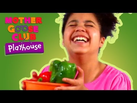 Peter Piper | Mother Goose Club Playhouse Kids Video